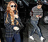 Photos of Lindsay Lohan and Samantha Ronson in NYC, Michael Lohan is Engaged and Worried about Lindsay
