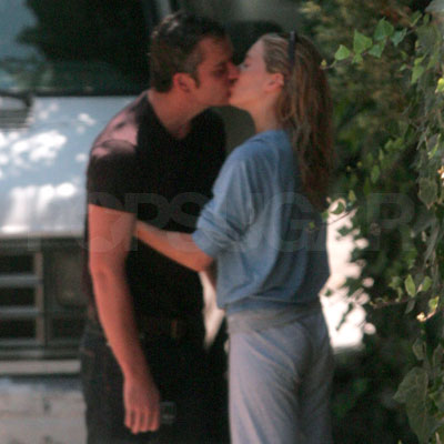 Balthazar Getty and Sienna Miller