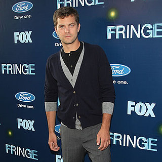 Joshua Jackson at Fringe Party