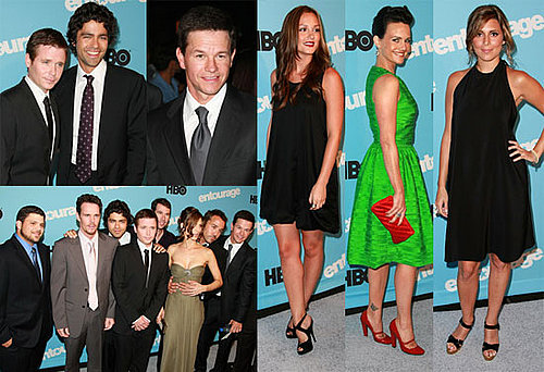Photos of Entourage Premiere at Ziegfeld Theater in New York City