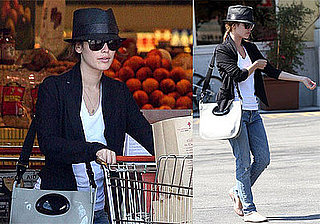 Photos of Rachel Bilson Shopping at Gelsons