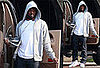 Photos of Kanye West in Hawaii After Being Arrested