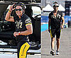 Photos of Matthew McConaughey Wearing Spandex and Exercising in LA