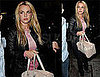 Photos of Britney Spears at The Little Red Door in Hollywood