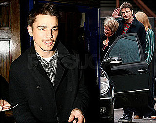 Photos of Josh Hartnett Who Is Suing Daily Mirror Over Alleged Public Sex Story