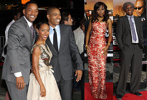 Photos of Jada Pinkett Smith and Will Smith Asked About Playing Barack Obama on Screen