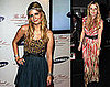 Photos of Mischa Barton Partying at London Fashion Week