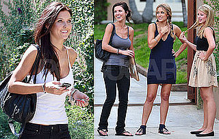 Audrina Patridge Moves Out