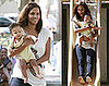 Photos of Halle Berry and Nahla Aubry at the Park