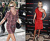 Photos of Charlize Theron at the Regency Hotel in Manhattan
