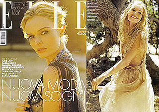 Kate Bosworth For Elle Italy October 2008