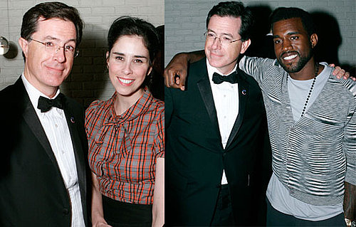 Photos of Stephen Colbert at the Comedy Central Emmy After Party