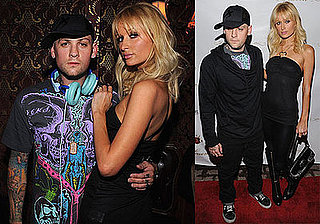 Photos of Paris Hilton With Benji Madden at the Opening of Haven Nightclub in NYC