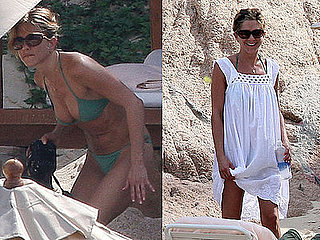Jennifer Aniston Bikini Photos in Los Cabos 2008-09-29 06:00:00