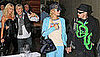 Photos of Paris Hilton With Ellen DeGeneres and Benji Madden