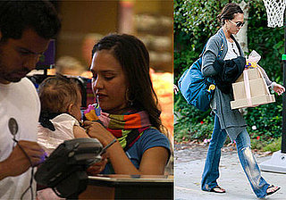 Photos of Jessica Alba, Cash Warren and Honor Warren in Los Angeles