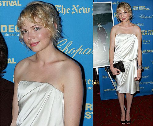 Photos of Michelle Williams, Matilda Ledger Recently Received All of Heath Ledger's Estate