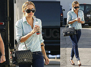 Photos of Lauren Conrad at Studio in Los Angeles