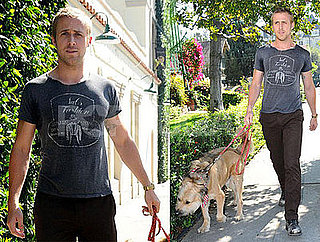 Photos of Ryan Gosling in LA With His Sister Mandi
