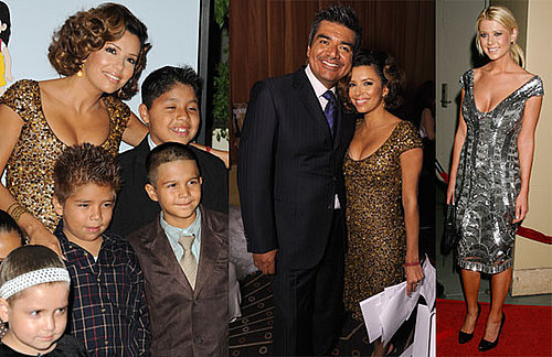 "Photos of Eva Longoria, George Lopez, Tara Reid, Daisy Fuentes at Padres Contra El Cancer's 8th Annual ""El Sueno De Esperanza"" B"