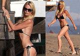 Nicollette Sheridan in a Bikini