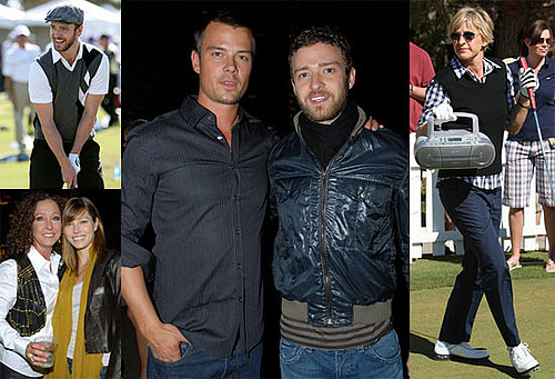 Photos of Justin Timberlake, Jessica Biel, Josh Duhamel at the Justin Timberlake Shriners Hospitals For Children Open