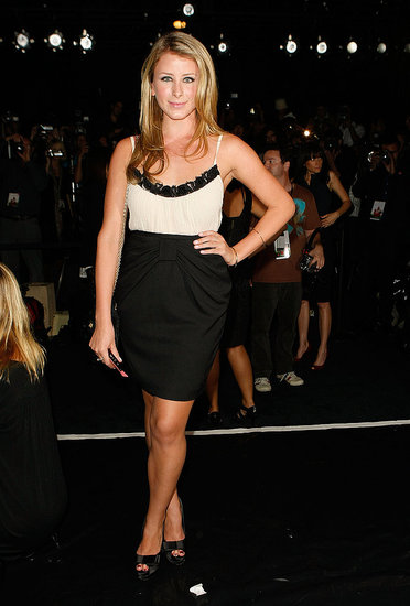 Lauren Conrad at LA Fashion Week