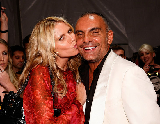 Heidi Klum at LA Fashion Week