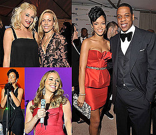 Photos of Gwen Stefani, Sheryl Crow, Rihanna, Jay-Z at Spirit of Life Award Dinner