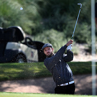 Justin Timberlake Plays Golf