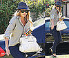 Photos of Lauren Conrad Wearing a Fedora in LA