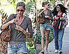 Photos of Gisele Bundchen Wearing Short Shorts in LA