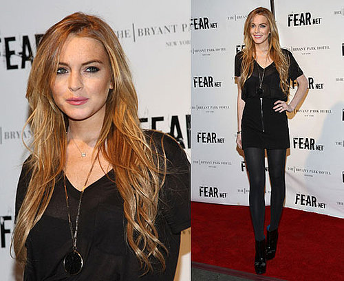 Lindsay Lohan and Samantha Have No Fear