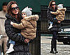 Photos of Brooke Shields and Daughter Grier in NYC, Lipstick Jungle Moves to Friday Nights