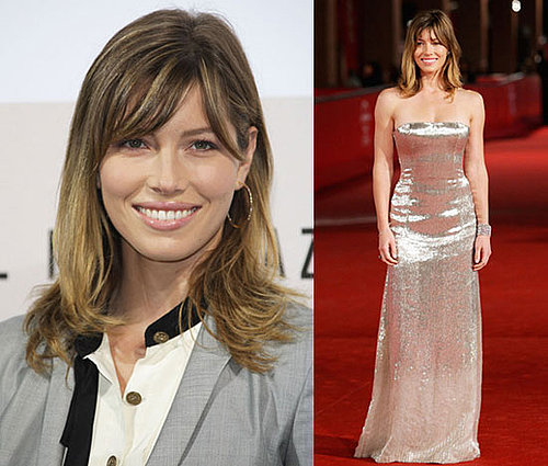 Photos of Jessica Biel at the Rome Film Festival