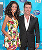 Photo of Simon Cowell and Terri Seymour, Who Have Split Up After Six Years