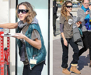 SJP Hits the Capital For the Big Election Day