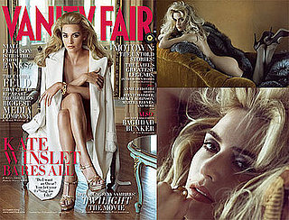 Photos of Kate Winslet in Vanity Fair December 2008