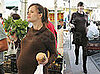 Photos of Pregnant Jennifer Garner at the LA Farmers Market