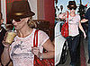 Photos of Britney Spears and Starbucks in LA