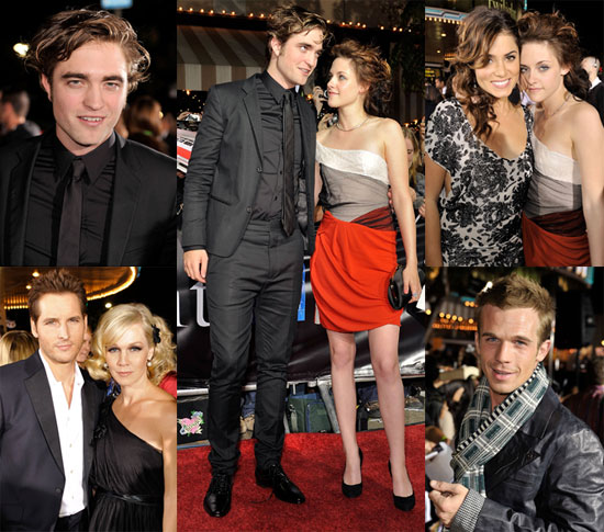 Twilight LA Premiere