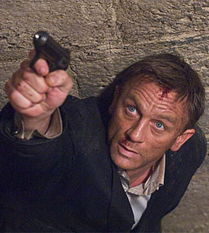 Quantum of Solace Produces Biggest James Bond Opening Weekend Ever