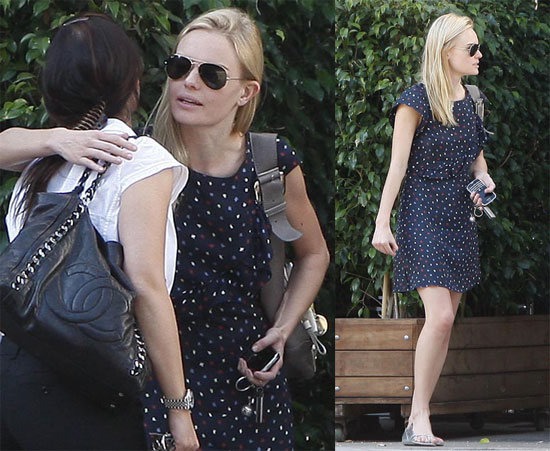 Kate Bosworth out to Lunch
