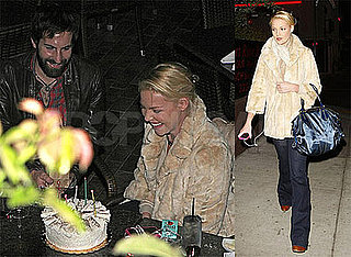 Photos of Katherine Heigl, Josh Kelley at Desert Rose in LA