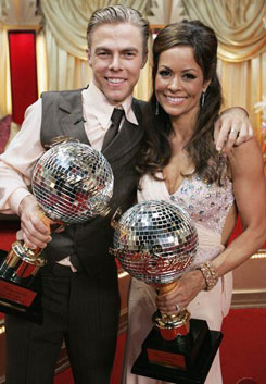 Photo of Brooke Burke, Who Won Dancing With the Stars