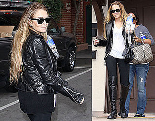 Photos of Lindsay Lohan in LA 2008-11-26 05:00:00