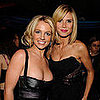 Britney Spears and Heidi Klum Celebrate Britney's Birthday in NYC