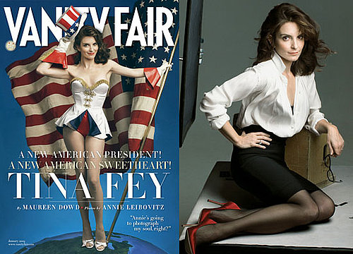 Tina Fey on the Cover of Vanity Fair