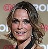 How-To: Molly Sims's Wispy Updo