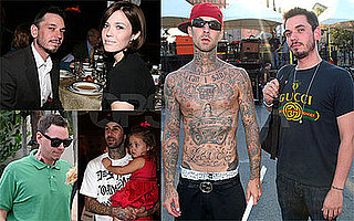 Photos of Travis Barker and DJ AM Right Before the Plane Crash and After